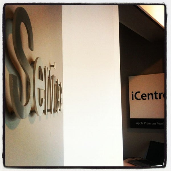 Photo taken at iCentre by Salmaan S. on 9/7/2012