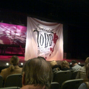 Photo taken at Curtain Call Theatre by Jen S. on 10/7/2011