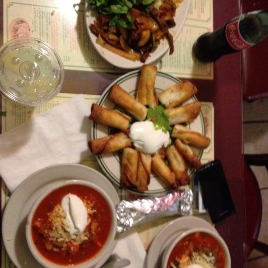 Photo taken at El Loco Burrito by Bahar E. on 3/21/2012