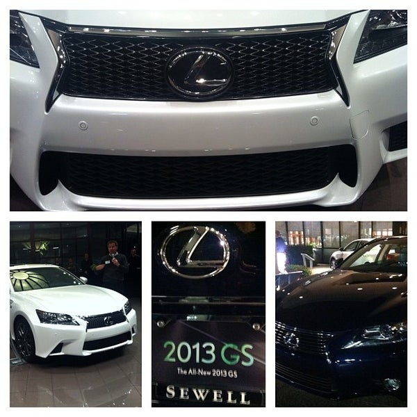 Photo Taken At Sewell Lexus Of Dallas By Susie O. On 2/8/