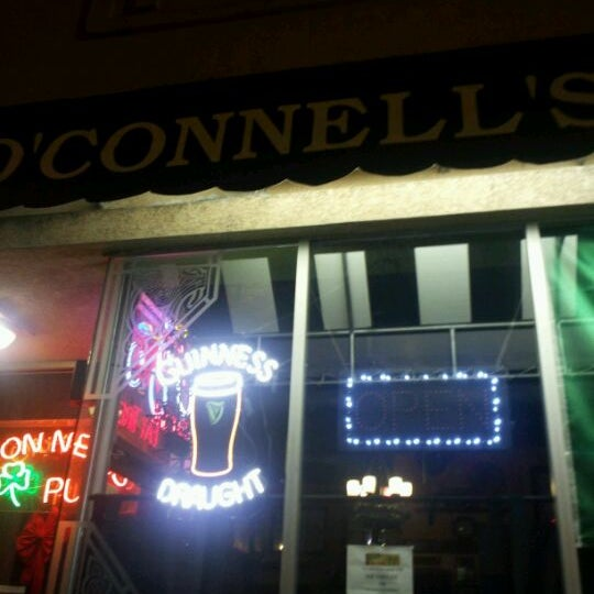 Photo taken at O'Connell's by Eric M. on 12/31/2011