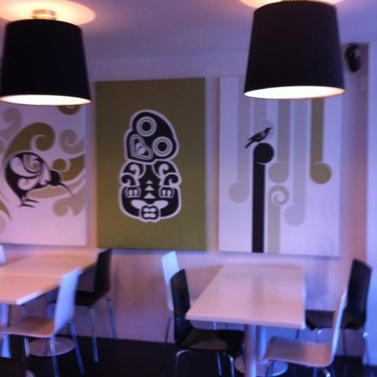 Photo taken at Tuihana Cafe. Foodstore. by EDLA! on 6/13/2012