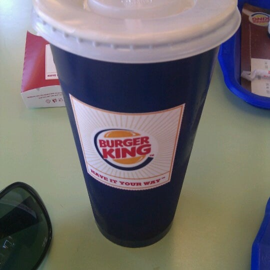 Photo taken at Burger King by Kaan A. on 6/19/2012