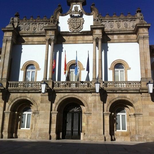 Foto tirada no(a) Deputación de Lugo por Alba A. em 8/13/2011