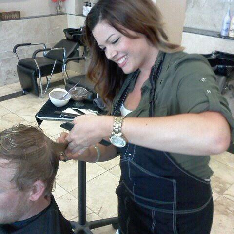 รูปภาพถ่ายที่ capelli salon โดย Erin p. เมื่อ 8/19/2011