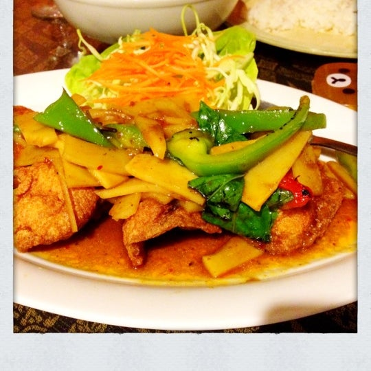 Orchid 39 s authentic thai cuisine south lake tahoe ca for Authentic thai cuisine