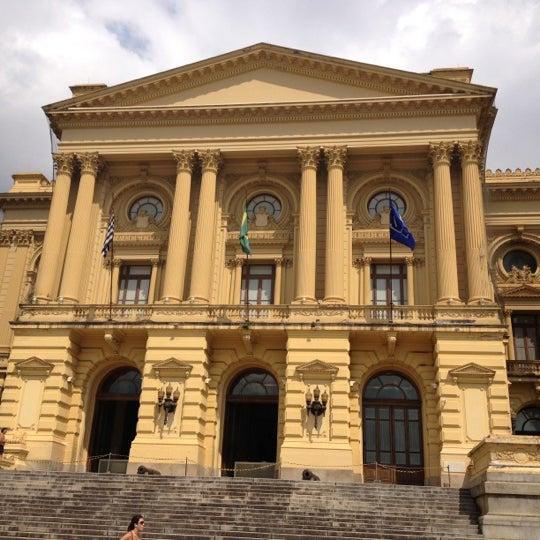 Das Foto wurde bei Museu Paulista von Alessandra A. am 4/1/2012 aufgenommen