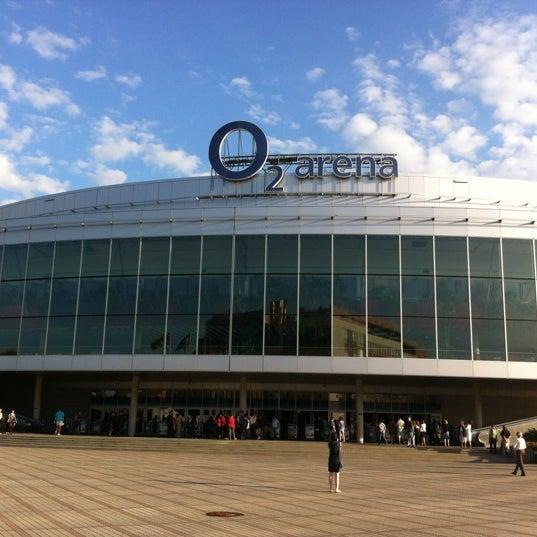 Photo taken at O2 arena by Игорь Г. on 6/23/2012
