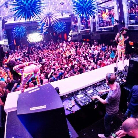 Photo taken at LIV Miami by Purple M. on 9/8/2012