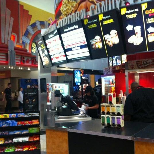 Photo taken at AMC Loews Palisades Center 21 by Tamer B. on 6/30/2012