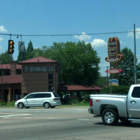 Photo taken at Arby's by Stephen W. on 6/8/2012