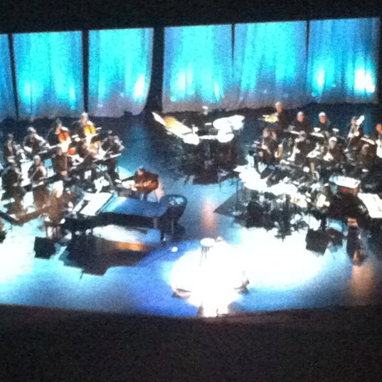Photo taken at The Smith Center for the Performing Arts by Zobi N. on 6/11/2012