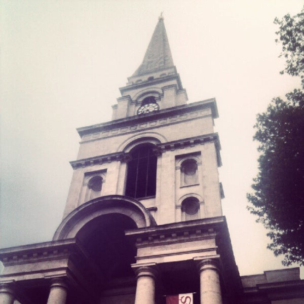 Photo taken at Christ Church by Paul T. on 6/23/2012