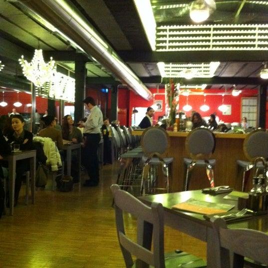 Photo prise au Luigia par Nils P. le2/23/2012