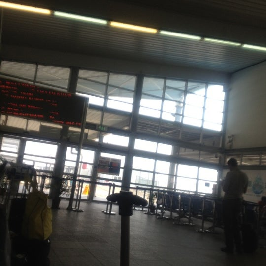 Photo taken at Taipa Ferry Terminal by Cyndi d. on 4/22/2012