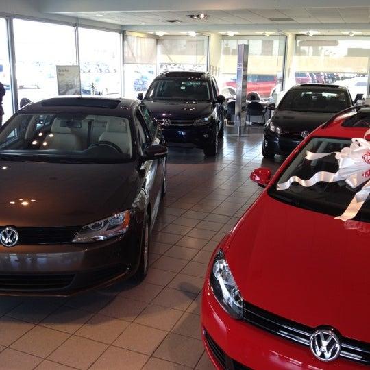 Strong Volkswagen Auto Dealership In Salt Lake City