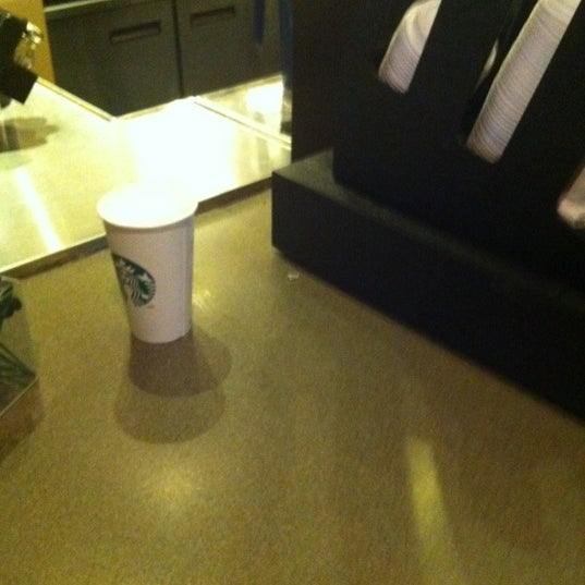 Photo taken at Starbucks by Malene L. on 3/10/2012