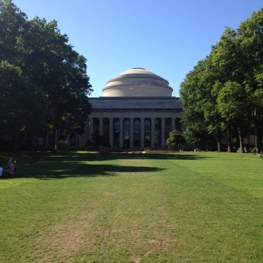 Photo taken at Massachusetts Institute of Technology (MIT) by Ekkapong T. on 6/14/2012