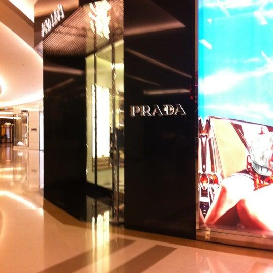 Photo taken at Prada by Mhajeaw's S. on 4/19/2012