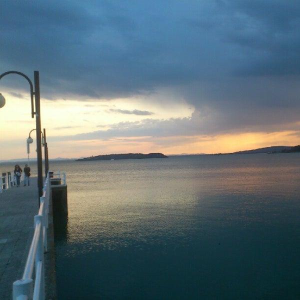 Foto scattata a Passignano sul Trasimeno da Fabiana A. il 5/26/2012