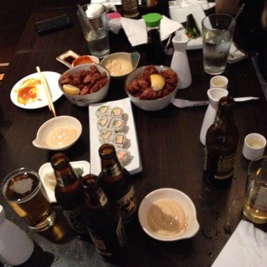 Zono sushi sushi restaurant in burbank for Asian cuisine lander