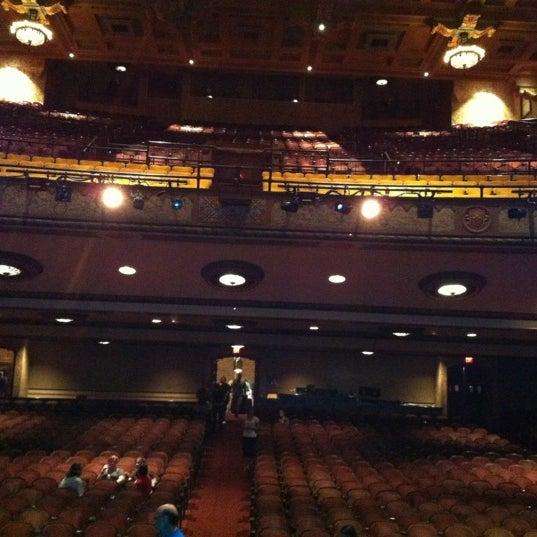 Photo taken at The Florida Theatre by Rikki B. on 5/2/2012