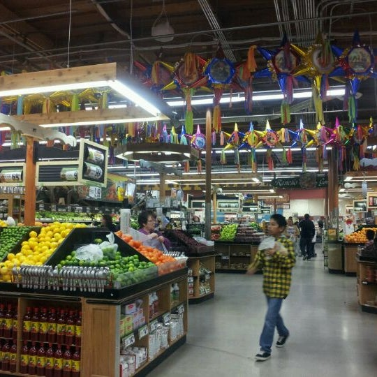 Photo taken at Northgate Gonzalez Markets by Sonia G. on 2/19/2012