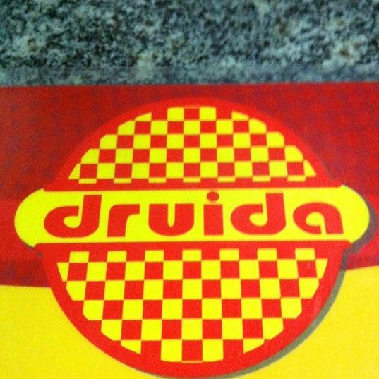 Foto tirada no(a) Druida Lanches por Marcio S. em 4/8/2012