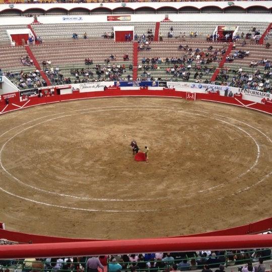 Foto tomada en Plaza de Toros Nuevo Progreso por Karina D. el 2/19/2012