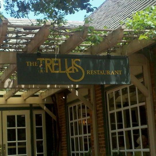 the trellis restaurant american restaurant in williamsburg