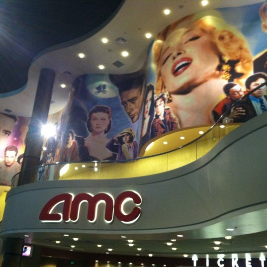 Photo taken at AMC Century City 15 by Timothy H. on 4/28/2012