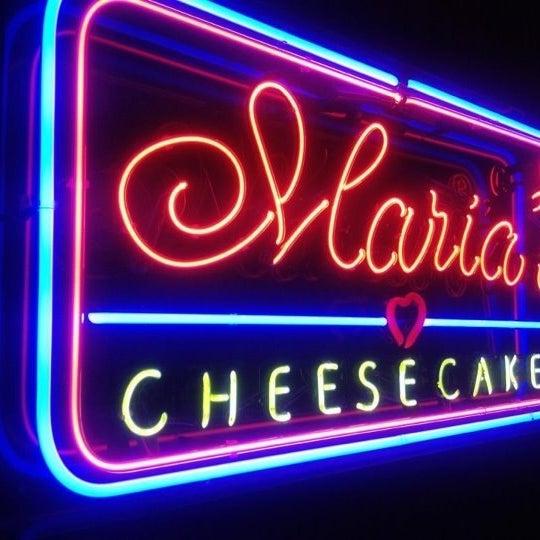 8/8/2012 tarihinde Asliziyaretçi tarafından Maria's Cheesecakes'de çekilen fotoğraf