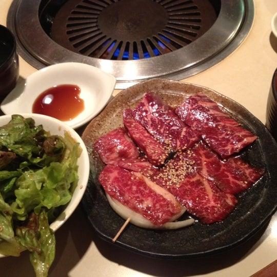 Foto tomada en 焼肉 ばりばり亭 por kzou el 4/2/2012