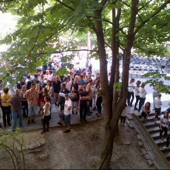 Photo taken at Budai Középiskola by Bruno on 5/4/2012