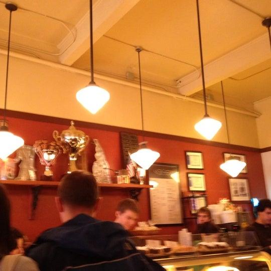 Photo taken at Bakery Nouveau by Bill W. on 3/17/2012