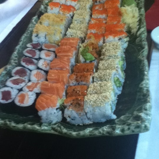 Photo taken at SushiCo by Sibel on 6/20/2012