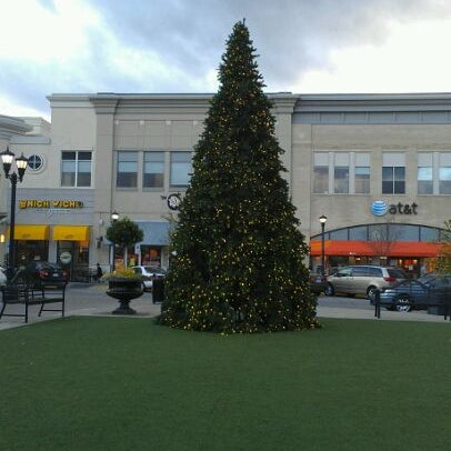 Photo taken at North Hills Shopping Center by Andy N. on 12/7/2011