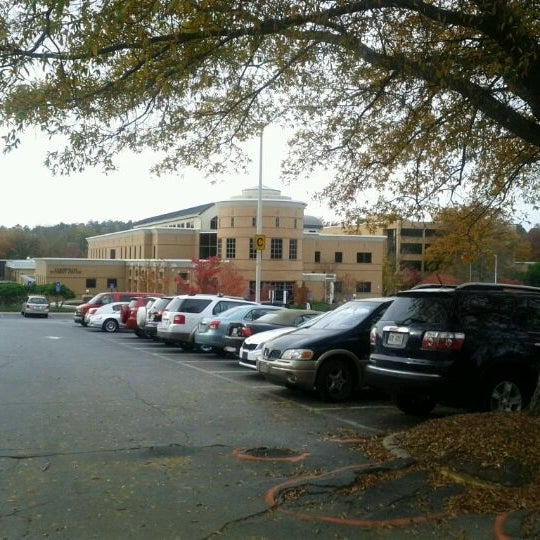 Photo taken at Carmichael Student Center by Ed B. on 11/9/2011