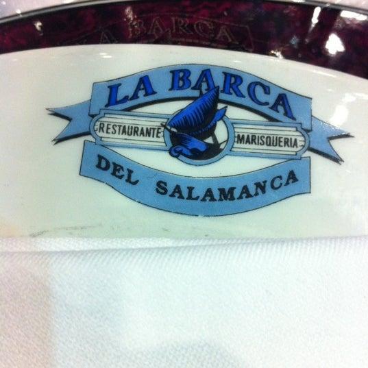 Foto tomada en La Barca del Salamanca por Faisal F. el 2/28/2012