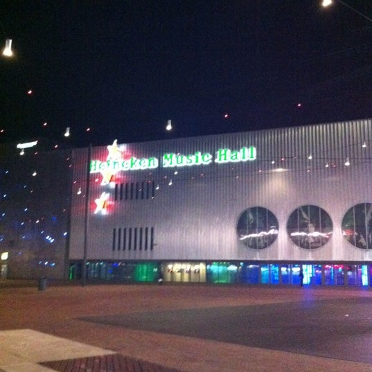 Photo taken at AFAS Live by Jokerurk U. on 1/19/2012