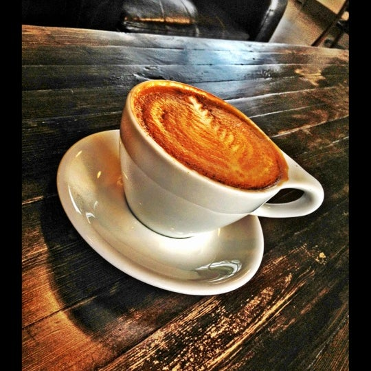 Photo taken at Avoca Coffee by Brad on 4/29/2012