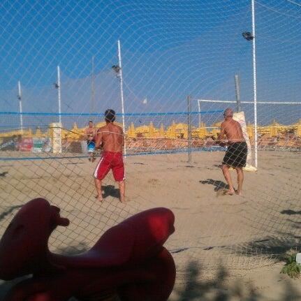 Foto scattata a Bagno Adriatico 62 da Fabiola G. il 8/4/2012