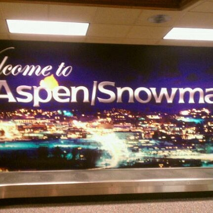 Photo taken at Aspen/Pitkin County Airport (ASE) by Josh on 3/4/2011