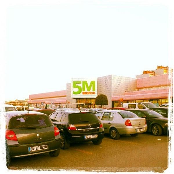 6/28/2012 tarihinde Ersin Z.ziyaretçi tarafından Beylikdüzü Migros AVM'de çekilen fotoğraf