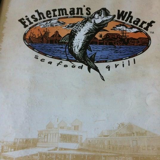 Photo taken at Fisherman's Wharf by Sambriddhi W. on 4/8/2012
