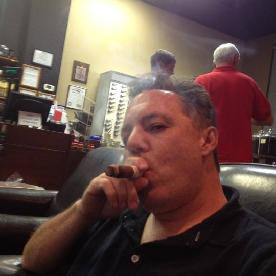 Photo taken at Smoky's Tobacco and Cigars by Robert R. on 9/8/2012