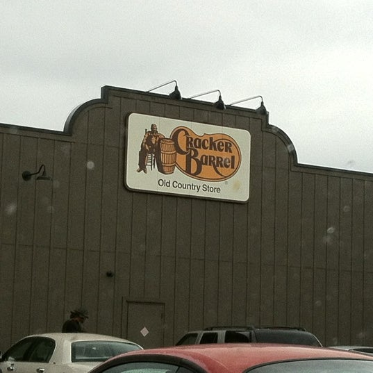 Photo taken at Cracker Barrel Old Country Store by Evan H. on 7/21/2012