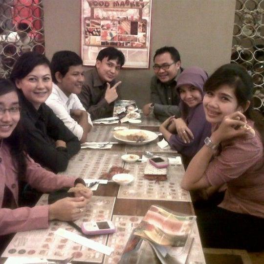 Photo taken at Chopstix by Ineshita A. on 3/15/2012