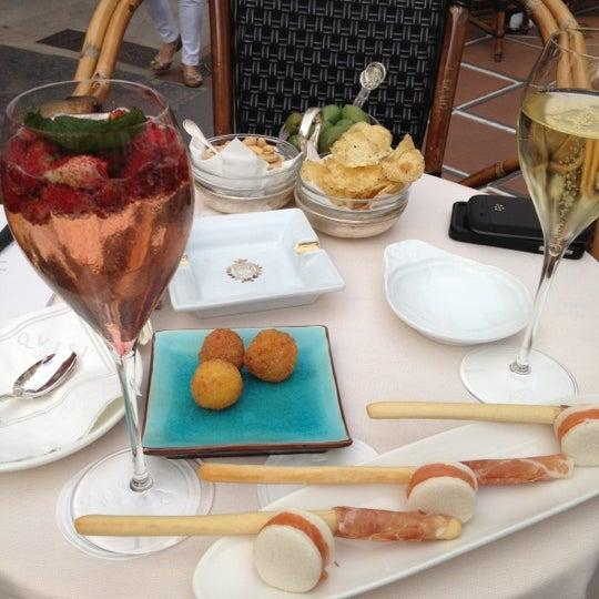 Photo taken at Quisisana Grand Hotel by Ellen M. on 5/30/2012