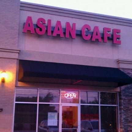 Asian cafe in smyrna tn